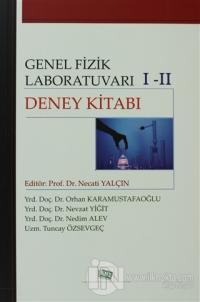 Genel Fizik Laboratuvarı 1-2 Deney Kitabı