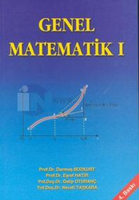 Genel Matematik 1 - Fen ve Mühendislik Bilimleri İçin