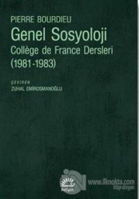 Genel Sosyoloji