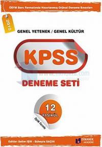 Genel Yetenek / Genel Kültür KPSS Deneme Seti