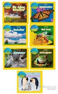 Geographic Kids Dünyamızı Keşfedin Seti 7 Kitap Takım