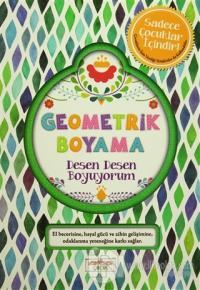 Geometrik Boyama - Desen Desen Boyuyorum