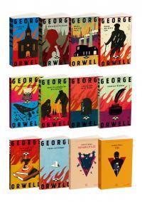George Orwell 12 Kitap Takım