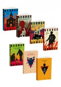 George Orwell 7 Kitap Takım