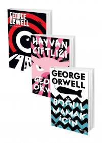 George Orwell 3 Kitap Takım