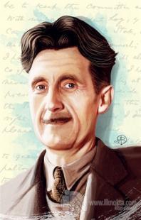 George Orwell - Yumuşak Kapak Defter