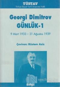 Georgi Dimitrov Günlükleri (3 Cilt Takım)