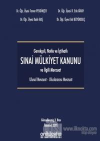 Gerekçeli Notlu ve İçtihatlı 6769 Sayılı Mülkiyet Kanunu (Ciltli)