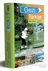 Gezi Türkiye Tatil Rehberi 25. Yıl