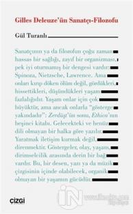 Gilles Deleuze'ün Sanatçı-Filozofu