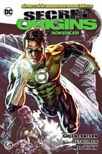 Gizli Kökenler: Green Lantern - Batwoman - Red Robin