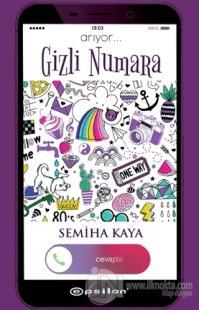 Gizli Numara %25 indirimli Semiha Kaya