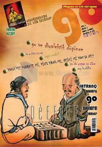 Go Oyunu Dergisi Sayı: 1