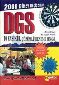 Gökçe DGS Çözümlü Deneme Sınavı10 Fasikül