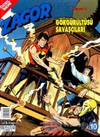 Gökgürültüsü Savaşçıları - Zagor Özel Seri Sayı 10