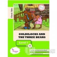 Goldilocks and The Three Bears Level 1-1 (A1) Kolektif