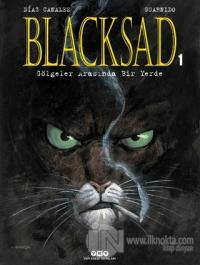 Gölgeler Arasında Bir Yerde - Blacksad Cilt 1 Juan Diaz Canales