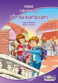 Görgü Kuralları – Haydi Öğrenelim Bojana Matijevic