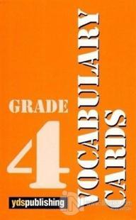 Grade 4 Vocabulary Cards