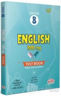Grade 8 English 1000 Mg Test Book