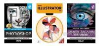Grafik Tasarım Seti (3 Kitap Takım)