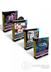 Grafik Tasarım Uzmanlığı Seti (4 Kitap Takım)