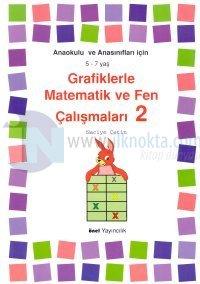 Grafiklerle Matematik ve Fen Çalışmaları 2Anaokulu ve Anasınıflar İçin 5-7 Yaş
