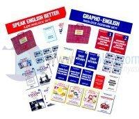 Grapho English+Speak English Better (2 set bir arada)