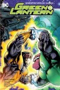 Green Lantern Cilt 6 - Sinestro Birliği Savaşı %25 indirimli Geoff Joh
