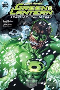Green Lantern - Yeşil Fener / Aranıyor: Hal Jordan Cilt: 5