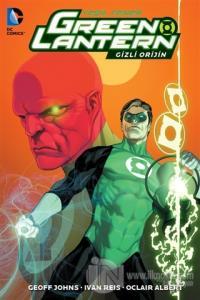 Green Lantern - Yeşil Fener / Gizli Orijin Cilt: 2