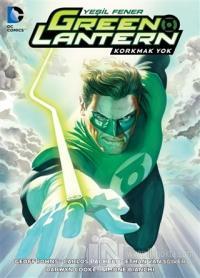 Green Lantern - Yeşil Fener / Korkmak Yok Cilt: 3 %25 indirimli Geoff