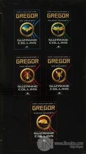 Gregor Yeraltı Günlükleri (5'li Takım Özel Kutulu Set)