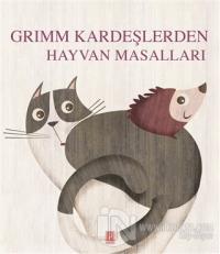 Grimm Kardeşlerden Hayvan Masalları (Ciltli)