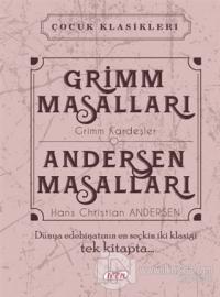Grimm Masalları - Andersen Masalları (Ciltli) %25 indirimli Grimm Kard