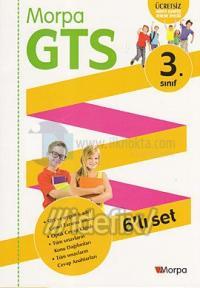 GTS 3.Sınıf 6'lı Set
