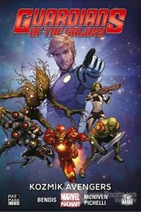 Guardians of the Galaxy Cilt 1