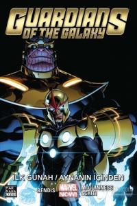 Guardians Of The Galaxy Cilt 4: İlk Günah / Aynanın İçinden