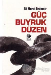 Güç Buyruk Düzen %12 indirimli Ali Murat Özdemir