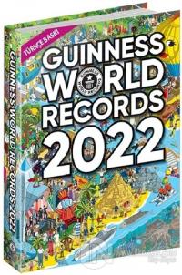 Guinness World Records 2022 (Türkçe) (Ciltli)