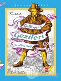 Gulliver'in Gezileri - İkaros Çocuk Klasikleri (İki Farklı Renkte)