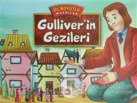 Gulliver'in Gezileri - Üç Boyutlu Masallar (Ciltli)