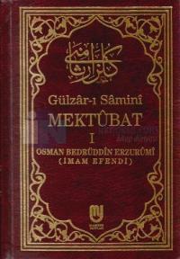 Gülzar-ı Samini Mektubat 1 - 2 (2 Kitap Takım)