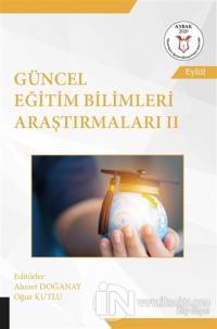 Güncel Eğitim Bilimleri Araştırmaları 2 Ahmet Doğanay