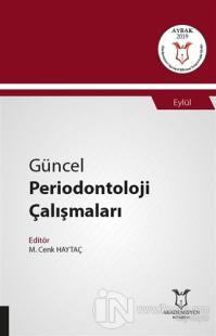 Güncel Periodontoloji Çalışmaları - Eylül
