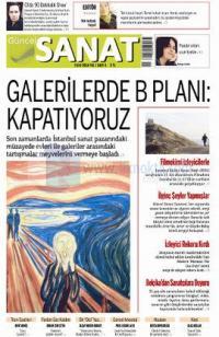Güncel Sanat Dergisi Sayı: 6