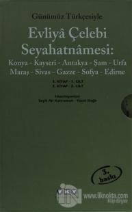 Günümüz Türkçesiyle Evliya Çelebi Seyahatnamesi 3. Cilt (2 Kitap Takım Kutulu)