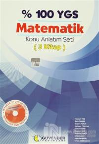 Güvender - % 100 YGS Matematik Konu Anlatım Seti (3 Kitap)