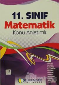 Güvender - 11. Sınıf Matematik Konu Anlatımlı