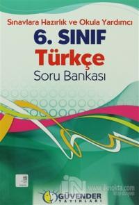 Güvender - 6. Sınıf Türkçe Soru Bankası